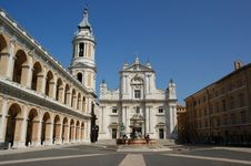 Free Cathedral Of Loreto Stock Photo - 16709190