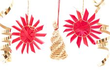 Free Christmas Decorations Stock Images - 16709614