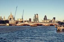 Free City Of London Royalty Free Stock Image - 16709886