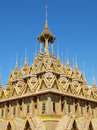 Free Gold Buddhist Temple Stock Photos - 16711853