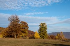 Free Autumn Landscape Royalty Free Stock Photography - 16710477