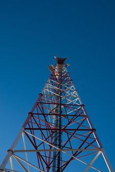 Free Comunication Antenna Royalty Free Stock Photo - 16710545