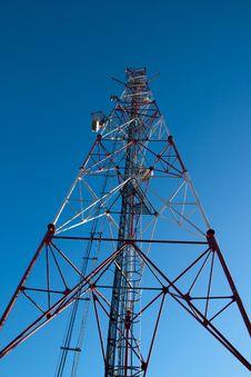 Free Comunication Antenna Stock Photos - 16710703
