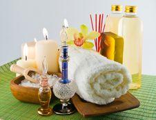 Body Care Treatment Stock Photos