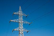 Free Electricity Pylon Stock Image - 16710811