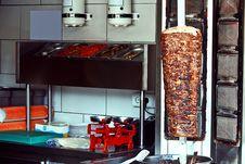 Free Turkish Doner Kebab Royalty Free Stock Images - 16714119