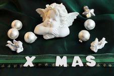 Free Christmas Decorations Royalty Free Stock Image - 16714356