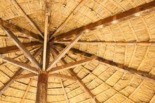 Free Wood Umbrella Royalty Free Stock Photo - 16714855
