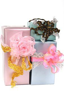 Free Gift Boxes Stock Photos - 16718033