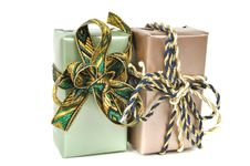 Free Gift Boxes Royalty Free Stock Photography - 16718057