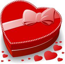 Free Red Box Royalty Free Stock Photos - 16718318