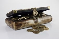 Free Treasure Chest Stock Photo - 16718960