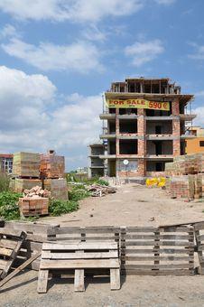 Free Construction In Bulgaria. Stock Photos - 16719343