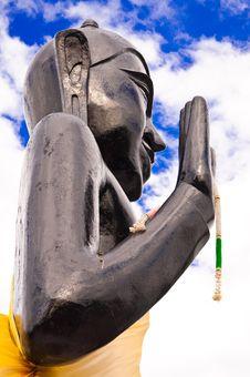 Free Buddha Statue Royalty Free Stock Image - 16719506