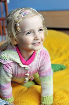 Free Little Girl Stock Photos - 16719803