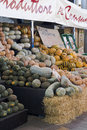 Free Stand Of Pumpkins Royalty Free Stock Images - 16720139