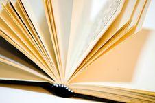 Free Open Book Stock Photo - 16720230