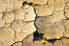 Free Cracked Ground Royalty Free Stock Images - 16721139