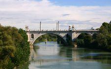 Free Tiber River Stock Photo - 16721150
