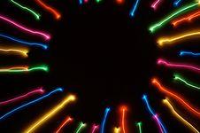 Free Radioactivity Of Light Royalty Free Stock Photo - 16721525