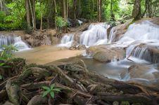 Free Beautiful Waterfall Royalty Free Stock Photo - 16722505