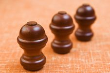 Free Three Knobs Online Royalty Free Stock Image - 16722796