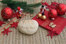 Free Christmas Decorations Stock Photo - 16723070