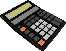 Free The Calculator Stock Photography - 16723072