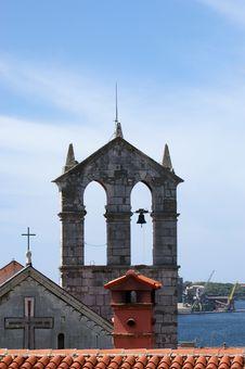 Free Ancient Tower Of Pula, Croatia Stock Photos - 16723183