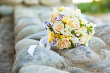 Free Wedding Bouquet Stock Photography - 16723642