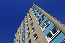 Free Tower Block From The 1970 S Stock Images - 16724334