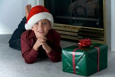 Free Young Boy Stock Photos - 16725053