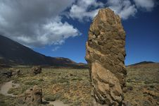 Free Tenerife Teide Nationalpark Stock Photo - 16725260