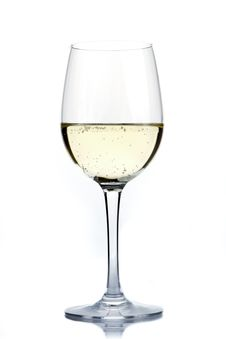 Free Still-life With The Wine Glass Stock Image - 16725291