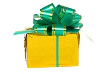 Free Box With Present Royalty Free Stock Photo - 16726015