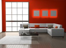 Free Sofa In The Room Stock Photos - 16726183