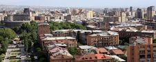 Free Roofs Of Yerevan. Royalty Free Stock Image - 16726276