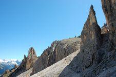 Free Italian Dolomites. Stock Images - 16726814