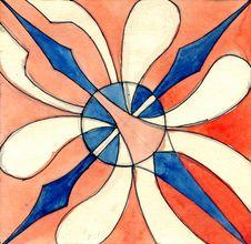 Free Abstract Fantasy Drawing Stock Image - 16726821