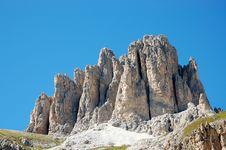 Free Italian Dolomites. Stock Photography - 16726832