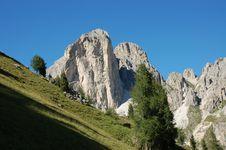 Free Italian Dolomites. Stock Images - 16726844