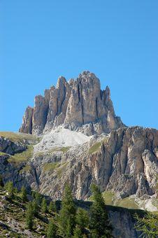 Free Italian Dolomites. Stock Photo - 16726870