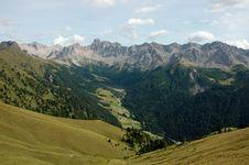 Free Italian Dolomites. Stock Photography - 16726952
