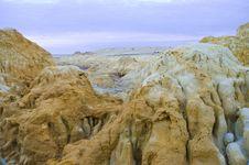 Free Danxia Landform In Xinjiang, China Royalty Free Stock Image - 16727146