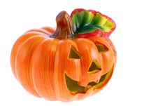 Free Halloween Pumpkin Royalty Free Stock Photos - 16727338