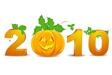 Free 2010 Halloween Royalty Free Stock Photography - 16728117