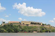 Petrovaradin Fortress, Novi Sad Stock Photography