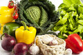 Free Fresh And Healthy Vegetables Royalty Free Stock Photo - 16733295