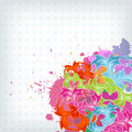 Free Abstract  Background In Grunge Style Stock Image - 16735001
