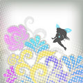 Free Soft Abstract Background With Fairy Royalty Free Stock Photography - 16735067